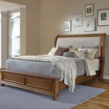 Paxton Upholstered Platform Bed