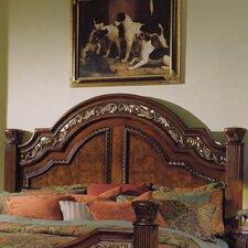 San Marino Wood Headboard