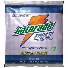 Gatorade® Instant Powder - 1 gal riptide rush powder drink mis 40/cs