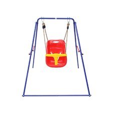 Bobcat Foldable Baby Swing Set