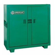 """56"""" H x 60"""" W x 24"""" D Double Door Utility Lock Protectors Cabinet"""