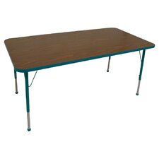 Standard Height Rectangle Table