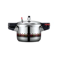 Vienna 12-Cup Stainless Steel Pressure Cooker