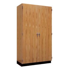 Hinged 2 Door Storage Cabinet