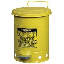 6-Gal Oily Waste Cans