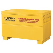 "31.125"" H x 48"" W x 24"" D Safesite™ Flammable Safety Chest"