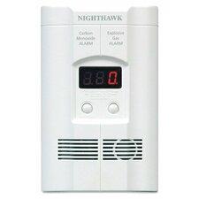 Kidde - Direct Plug & Batt Operated Co Alarms Co & Explosive Gas Alarm/9V Bat Bu: 408-900-0113-02 - co & explosive gas alarm/9v bat bu