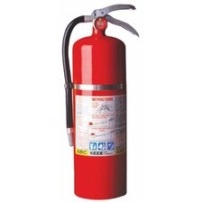 Kidde - Proplus Multi-Purpose Dry Chemical Fire Extinguishers - Abc Type 10Lb Abc Fire Ext.: 408-468002 - 10lb abc fire ext.