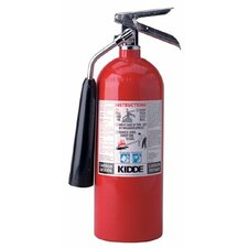 ProLine™ Carbon Dioxide Fire Extinguishers - BC Type - 5lb. pro 5 cdm carbon dioxide fire exting