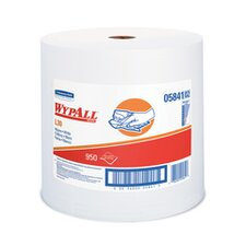 Wypall L30 Wipers Jumbo Roll in White