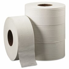 Professional Tradition Jrt Jumbo 2-Ply Toilet Paper - 12 Roll per Carton
