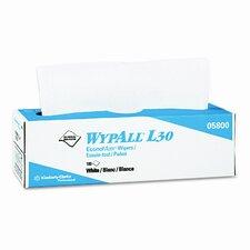 Professional* Wypall L30 Wipers, 100/Box, 8/Carton