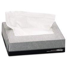 Professional Kleenex Facial 2-Ply Tissue - 65 Tissues per Box / 48 Boxes per Carton