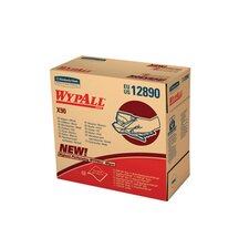 Wypall X90 Cloths Industrial, 68/Box in White
