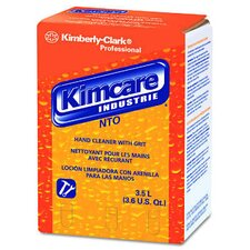 3.5 Liter Naturally Tuff Orange Hand Cleaner - 3.5 L