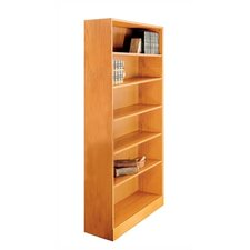 "1100 NY Series 72"" Standard Bookcase"