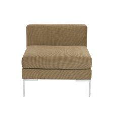 Vittorio Convertible Armless Unit Sofa