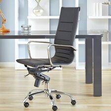 Owen Low-Back Leatherette Office Chair