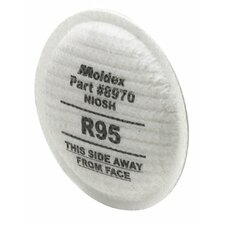 R95 Particulate Filter Protection/Oil and Non-O (Set of 5)