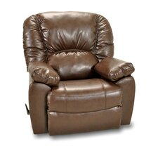 Gibson Leather Chaise Recliner