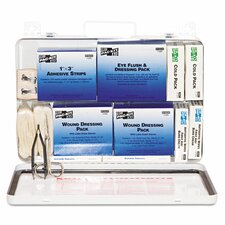 50-Person Industrial First Aid Kit