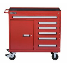 "45"" Wide 6 Drawer Bottom Cabinet"