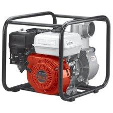 5.5 HP Utility Semi Trash Pump with TP 5500 Gas Driven