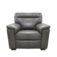Little Rock Leather Club Chair