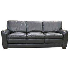 Sacramento Leather Sofa