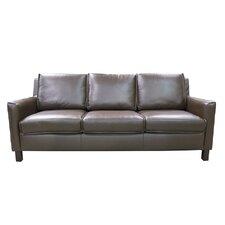 Denver Leather Standard Sofa