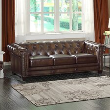 Exeter Leather Sofa