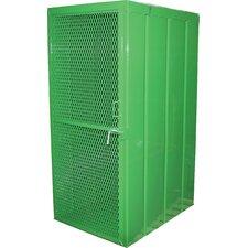 """72""""H  x 32"""" W x 42"""" D Cylinder Storage Cabinet"""