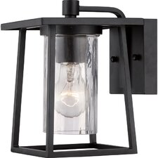 Lodge 1 Light Wall Lantern