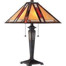 "Arlington 21.5"" H Table Lamp with Empire Shade"