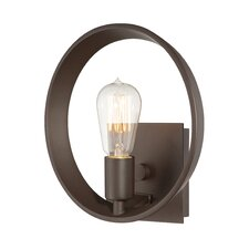 Paloma Wall Sconce in Western Bronze