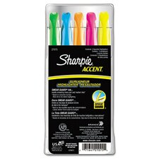 Accent Pocket Style Highlighter (Set of 10)