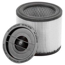 Ultra-Web Cartridge Filter for Full Size Vacs