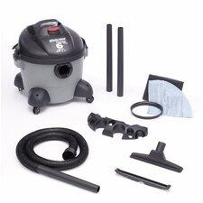6 Gallon 2.75 Peak HP Wet / Dry Vacuum