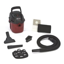 1.0 Gallon 1.0 Peak HP Micro Wet / Dry Vacuum