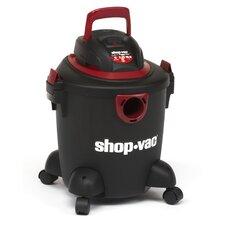 Quiet Plus 5 Gallon 2.25 Peak HP Wet / Dry Vacuum
