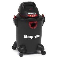 Quiet Plus 6 Gallon 2.5 Peak HP Wet / Dry Vacuum
