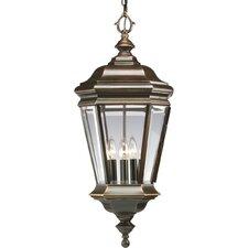 Crawford 4 Light Outdoor Hanging Lantern