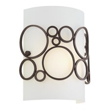 1 Light Pocket Sconce
