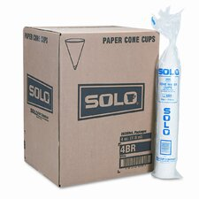 Company Cone Water Cups, 25 Bags of 200/Carton