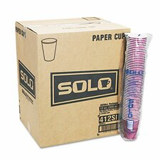 Company Bistro Design Hot Drink Cups, 12 Oz., 50/Pack (Set of 2)