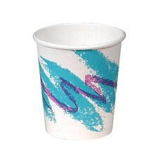 6 Oz Jazz Hot Paper Cups Jazz Design