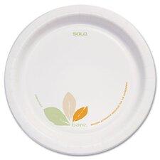 """Company Bare Paper Dinnerware, 8.5"""" Plate, 250/Carton"""