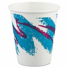 Jazz 6 oz. Hot Paper Cups (Set of 1000)