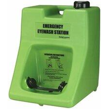Porta Stream® II Emergency Eyewash Station - porta stream ii 15min emergency eyewash sta