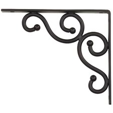 "7"" x 8"" Decorative Shelf Bracket"